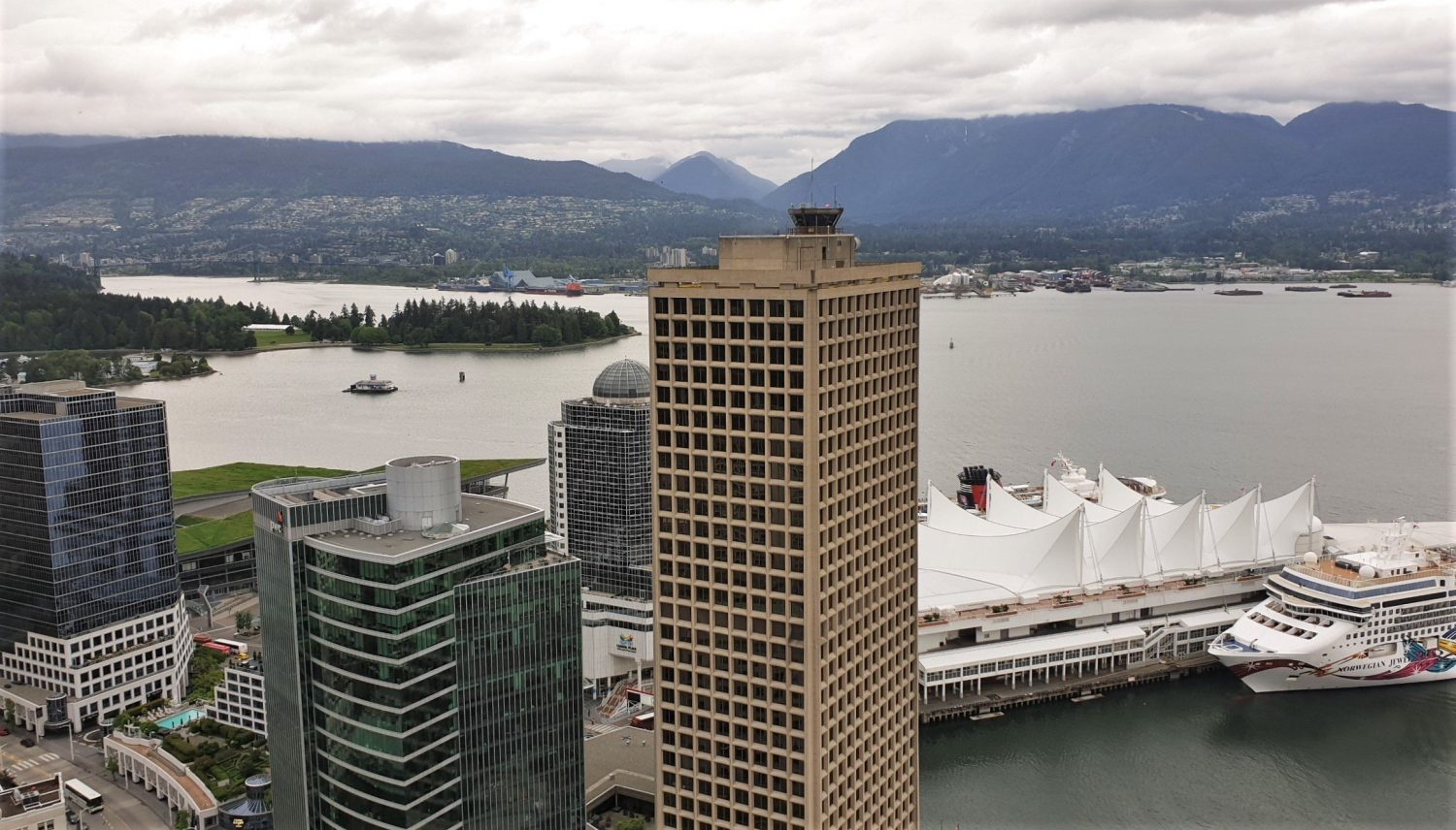 Vancouver Lookout per me