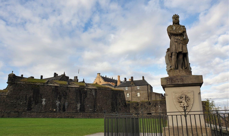 Viaggio in Scozia Visitare il Castello di Stirling