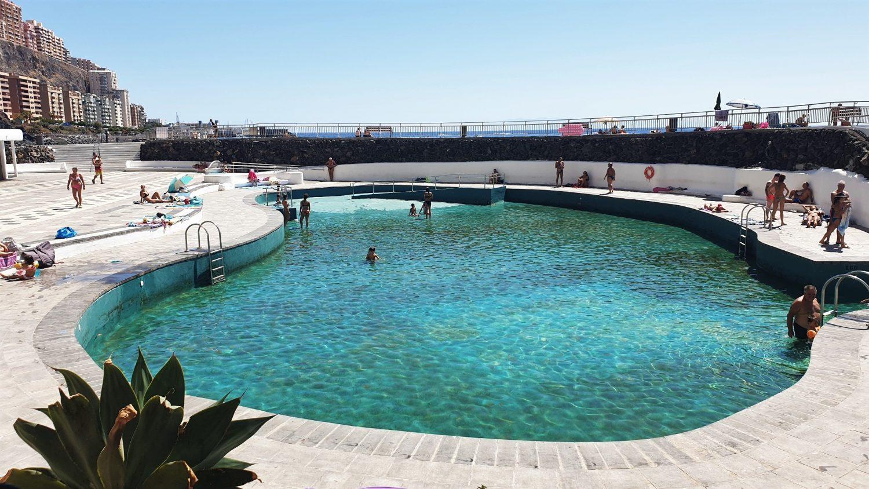 la piscina naturale di Tabaiba