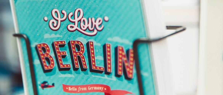 Quello che amo di Berlino