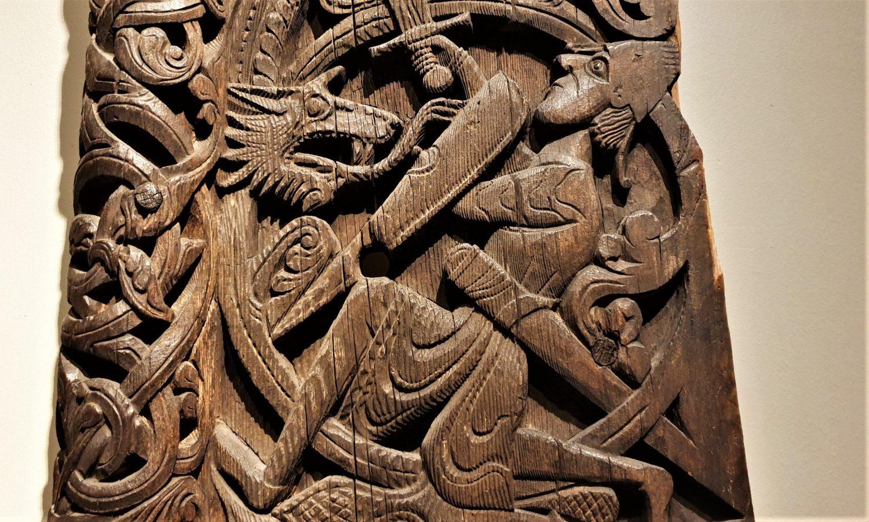 Sigurd che uccide il drago