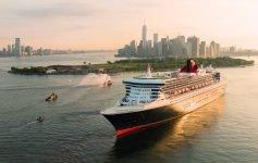 Traversata Atlantica Cunard