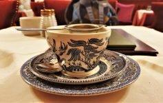 Afternoon tea a Manchester Richmond Tea Rooms