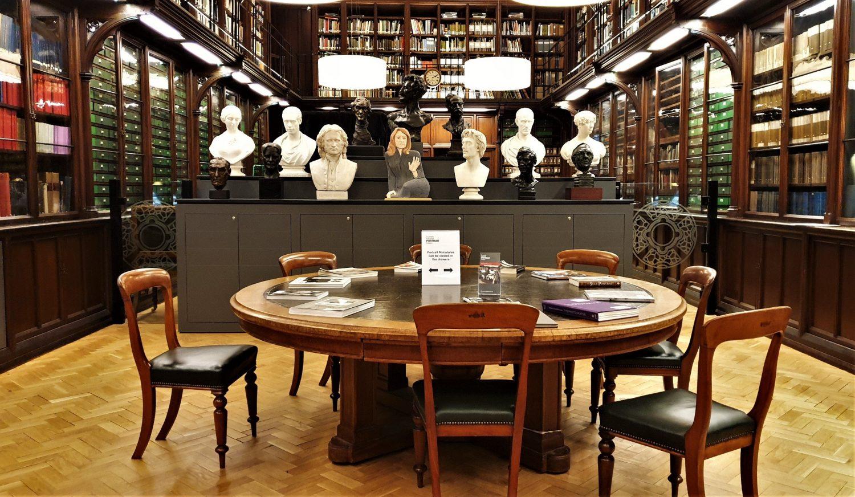 Biblioteca Portrait Gallery