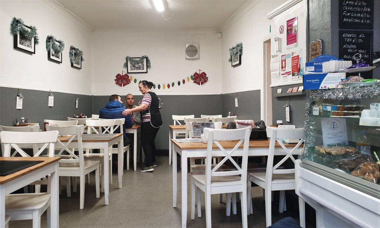 Cosa aspettarsi da un luogo come Hylton Café
