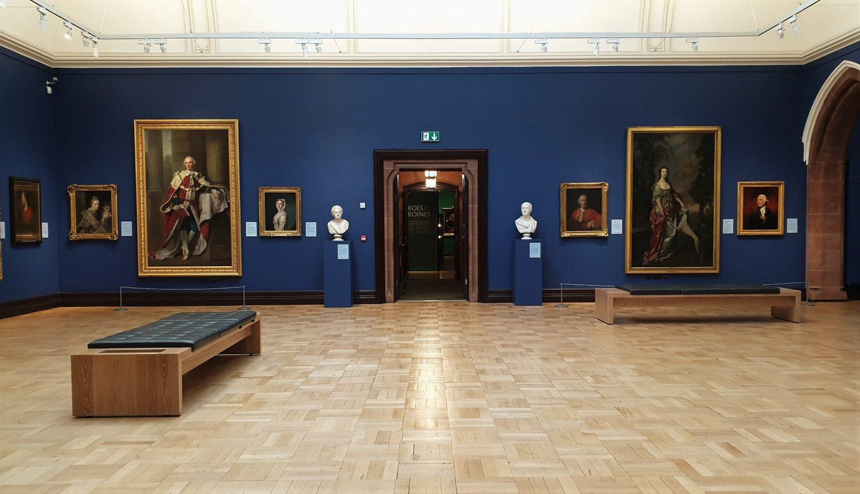 Cosa vedere alla National Portrait Gallery di Edimburgo