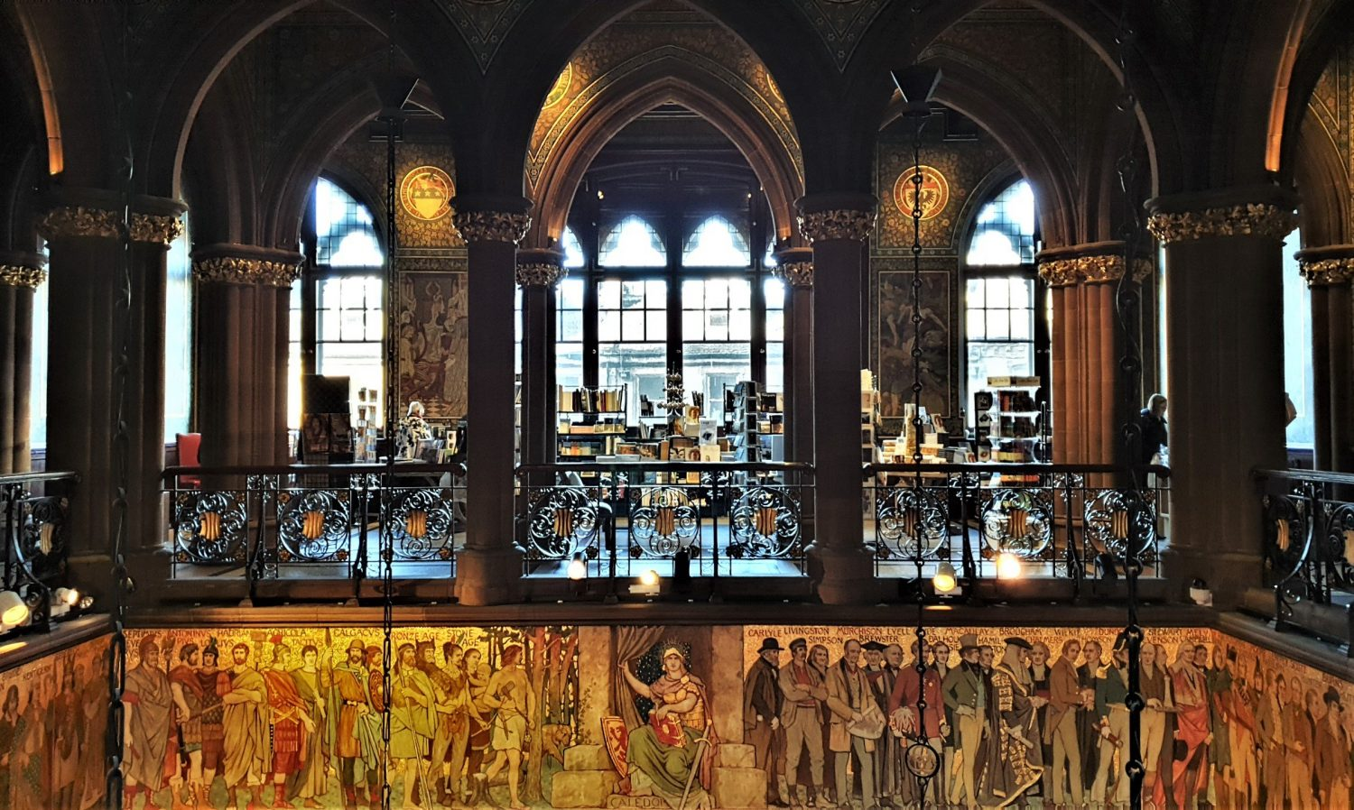 Dove si trova la Scottish National Portrait Gallery