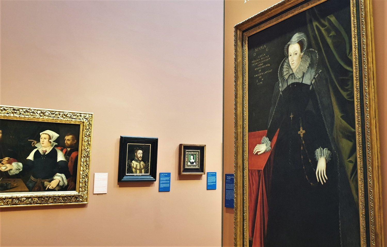 I ritratti di Mary Stuart