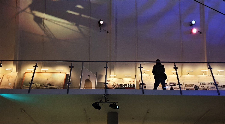 Il Fram Museum per me
