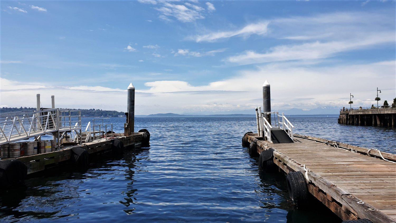 Il giro del porto di Seattle per me