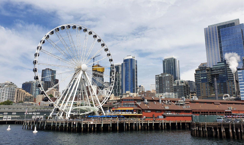 Il waterfront di Seattle