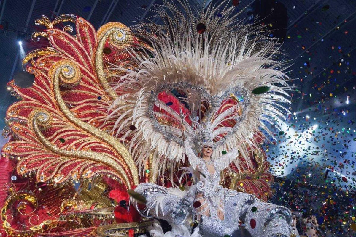 Come partecipare al Carnevale di Tenerife