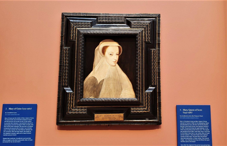 Informazioni per visitare la National Portrai Gallery di Edimburgo
