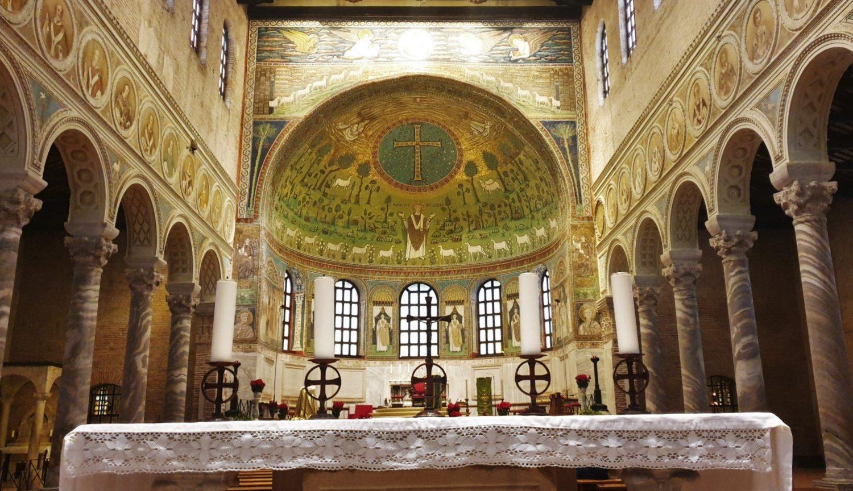 La Tomba di Sant'Apollinare