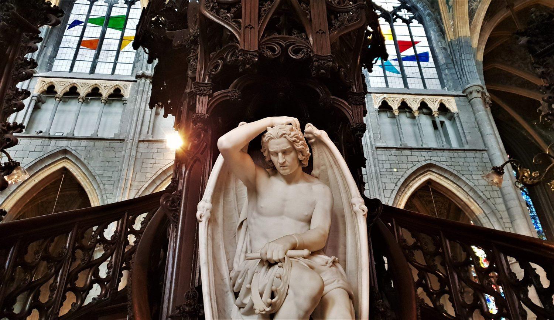 La cattedrale di Liegi