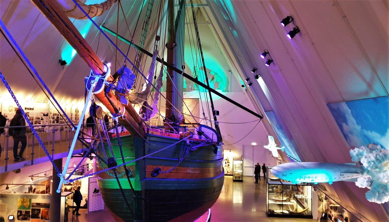 Le navi delle spedizioni artiche