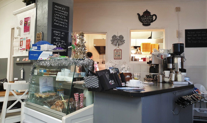 Mangiare e bere Hylton Café Birmingh