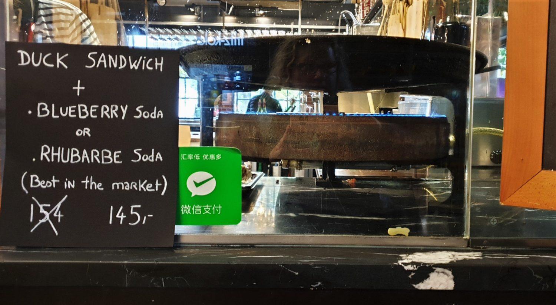 Quanto costa mangiare e bere a Mathallen a Oslo