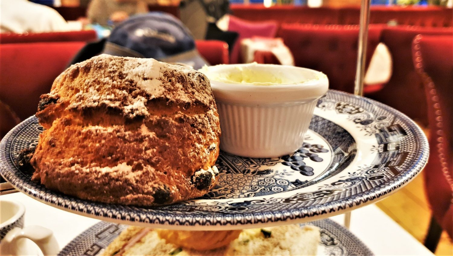 Scone Richmond Tea Rooms