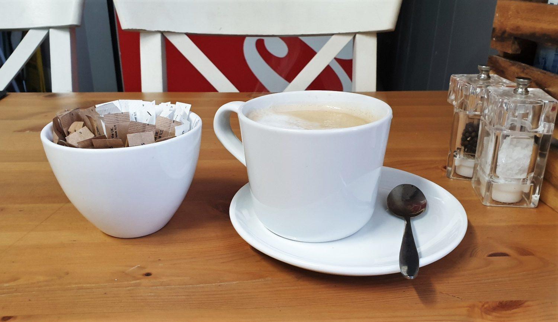 il caffè a Birmingham