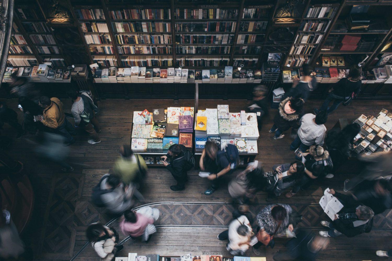 Luoghi e libri di Mariangela Traficante