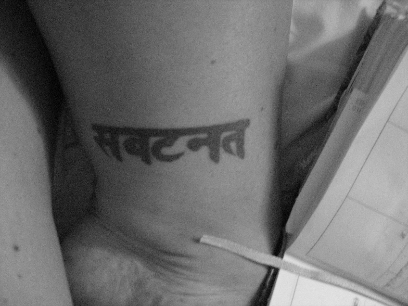 Tatuaggio Libertà