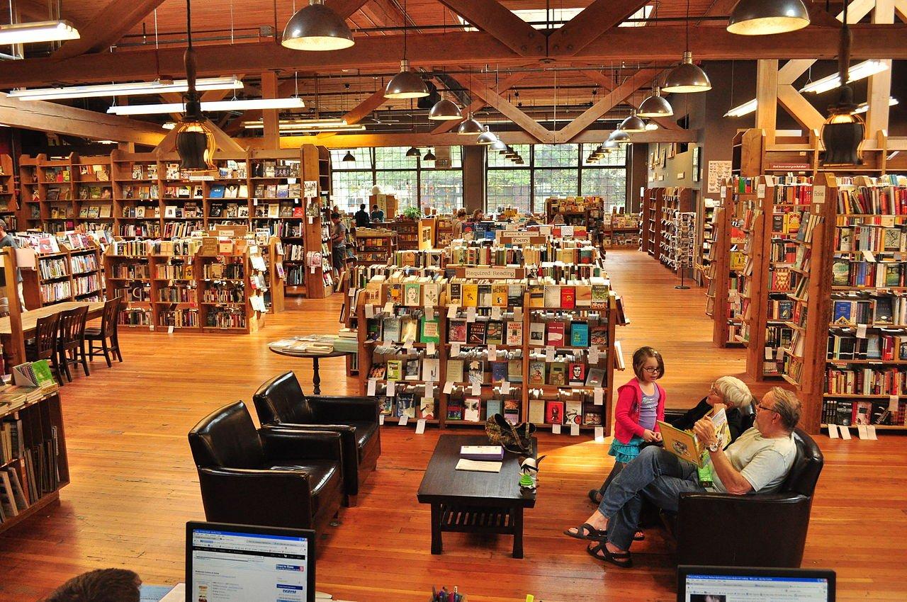 Elliott Bay Bookshop Elliott Bay Bookshop SeattleSeattle