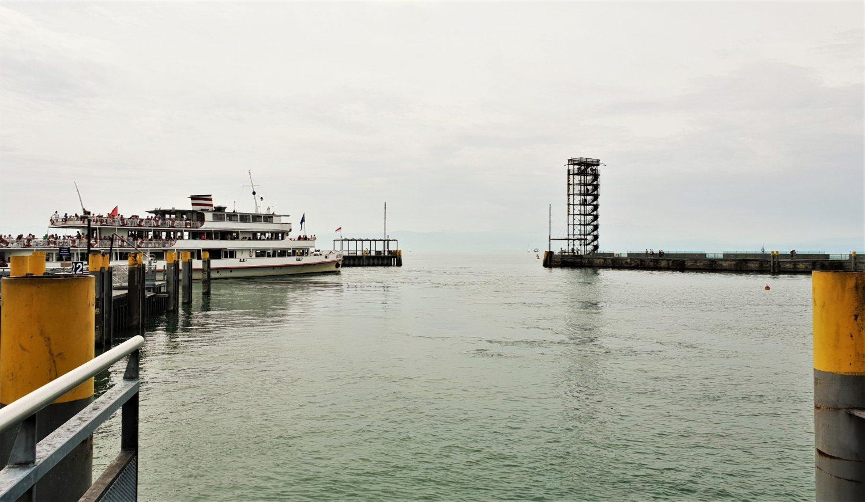 Come raggiungere il Lago di Costanza