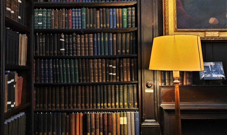 Cosa fare a Manchester Visitare la Portico Library