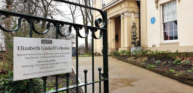 Cosa fare a Manchester Visitare la casa di Elizabeth Gaskell