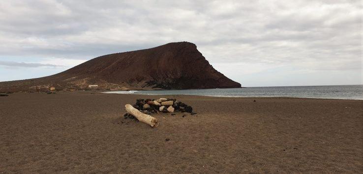 Dove andare in spiaggia a Tenerife La Tejita