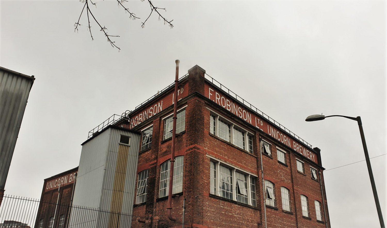 Dove si trova La Robinsons Brewery