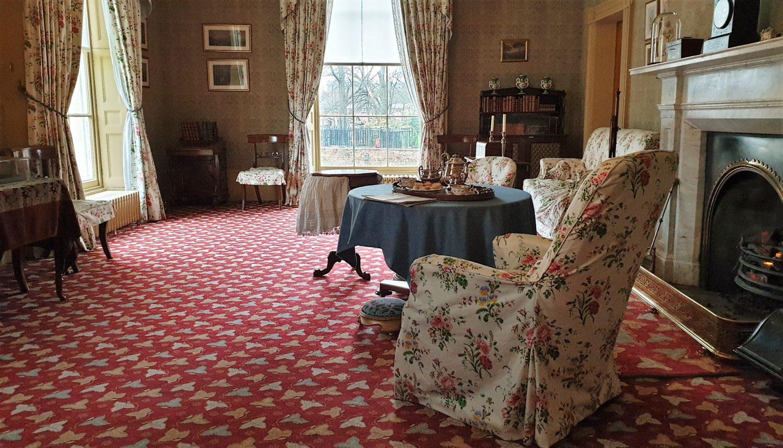 Il salotto di Elizabeth Gaskell