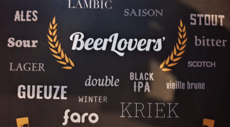 La scelta delle birre di Liegi