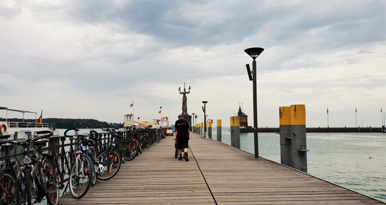 Navigare sul Lago di Costanza per me