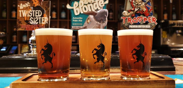 Visitare la Robinsons Brewery a Stockport