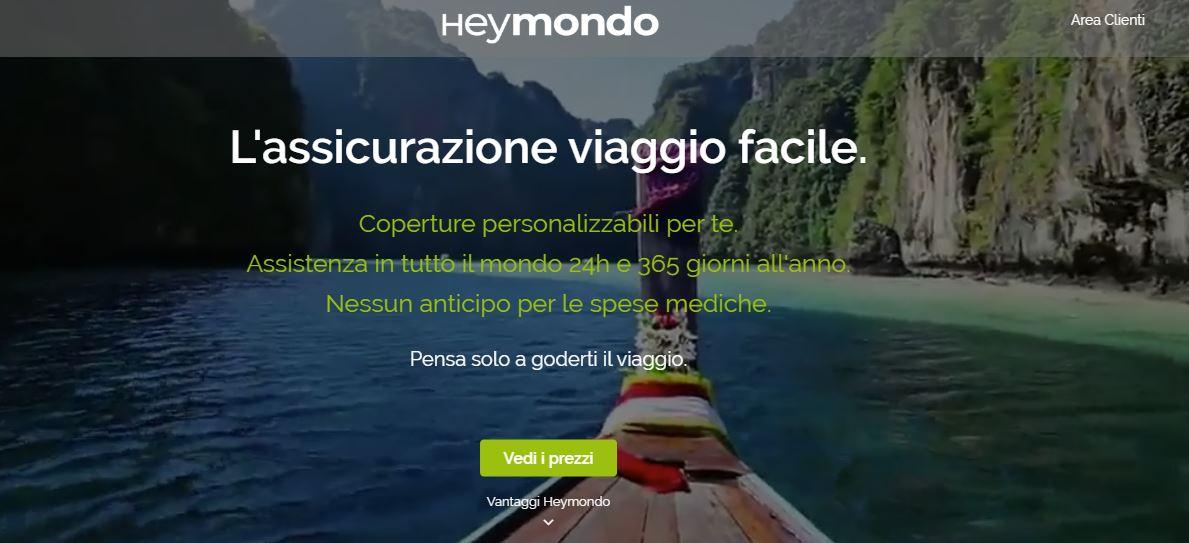 Assicurazione con Heymondo