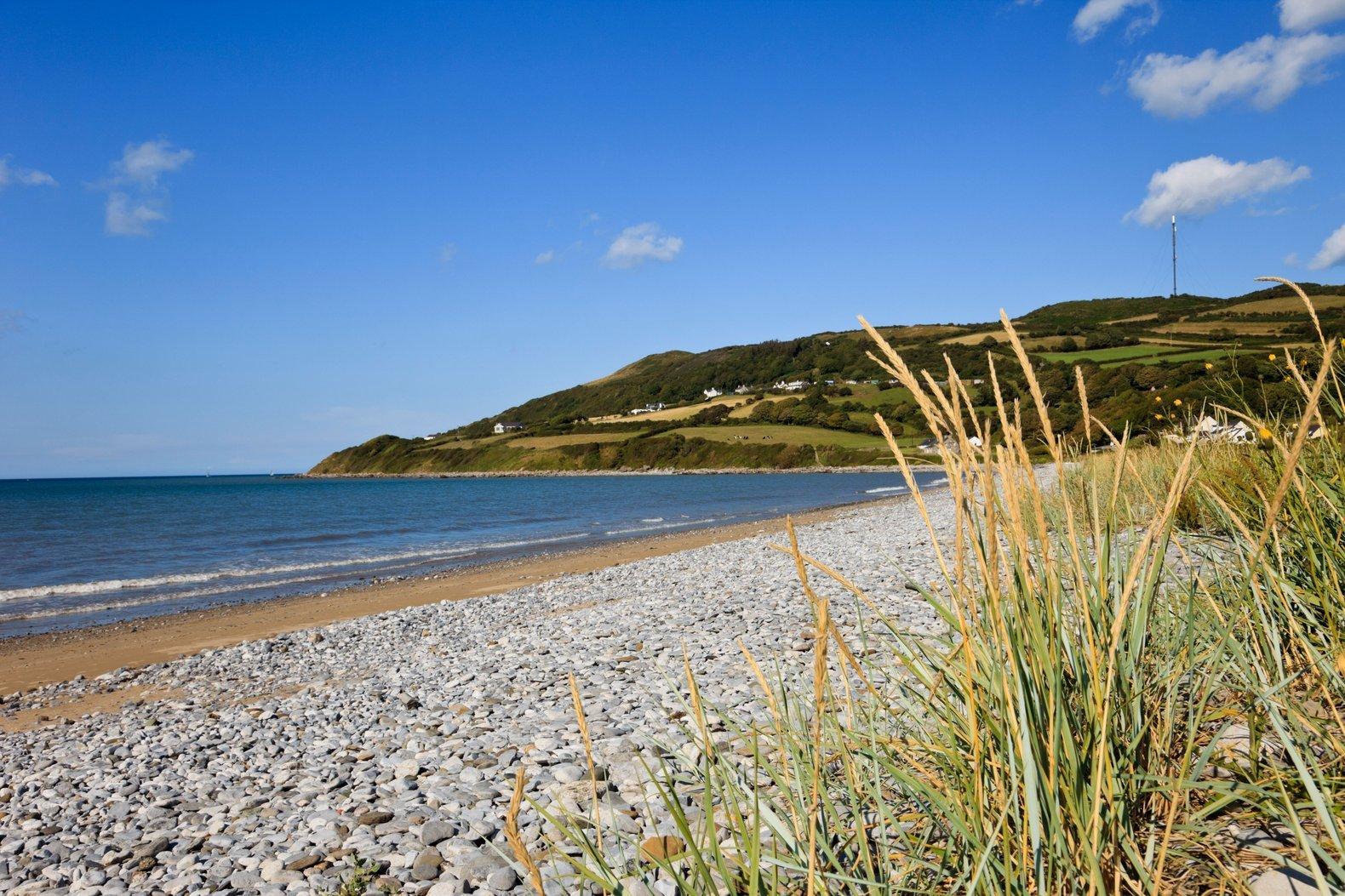 Llandona Beach Galles