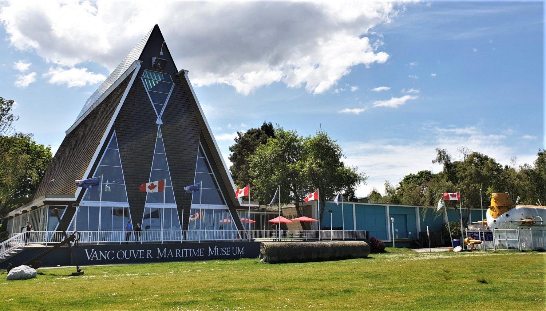 Cosa vedere nel Maritime Museum di Vancouver