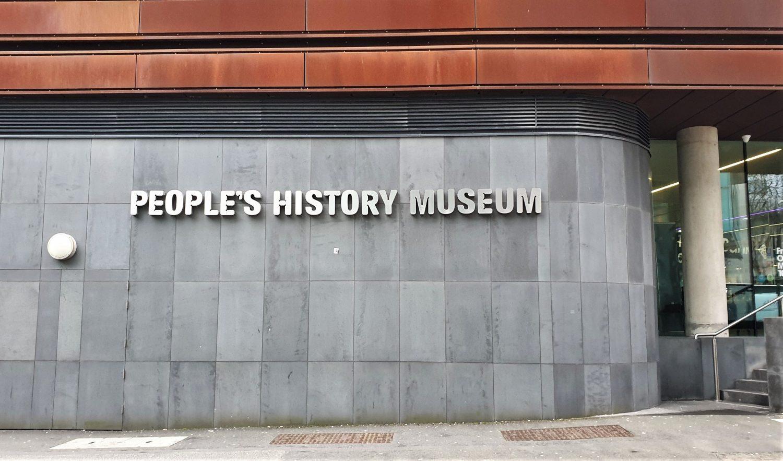 Dove si trova il People's History Museum