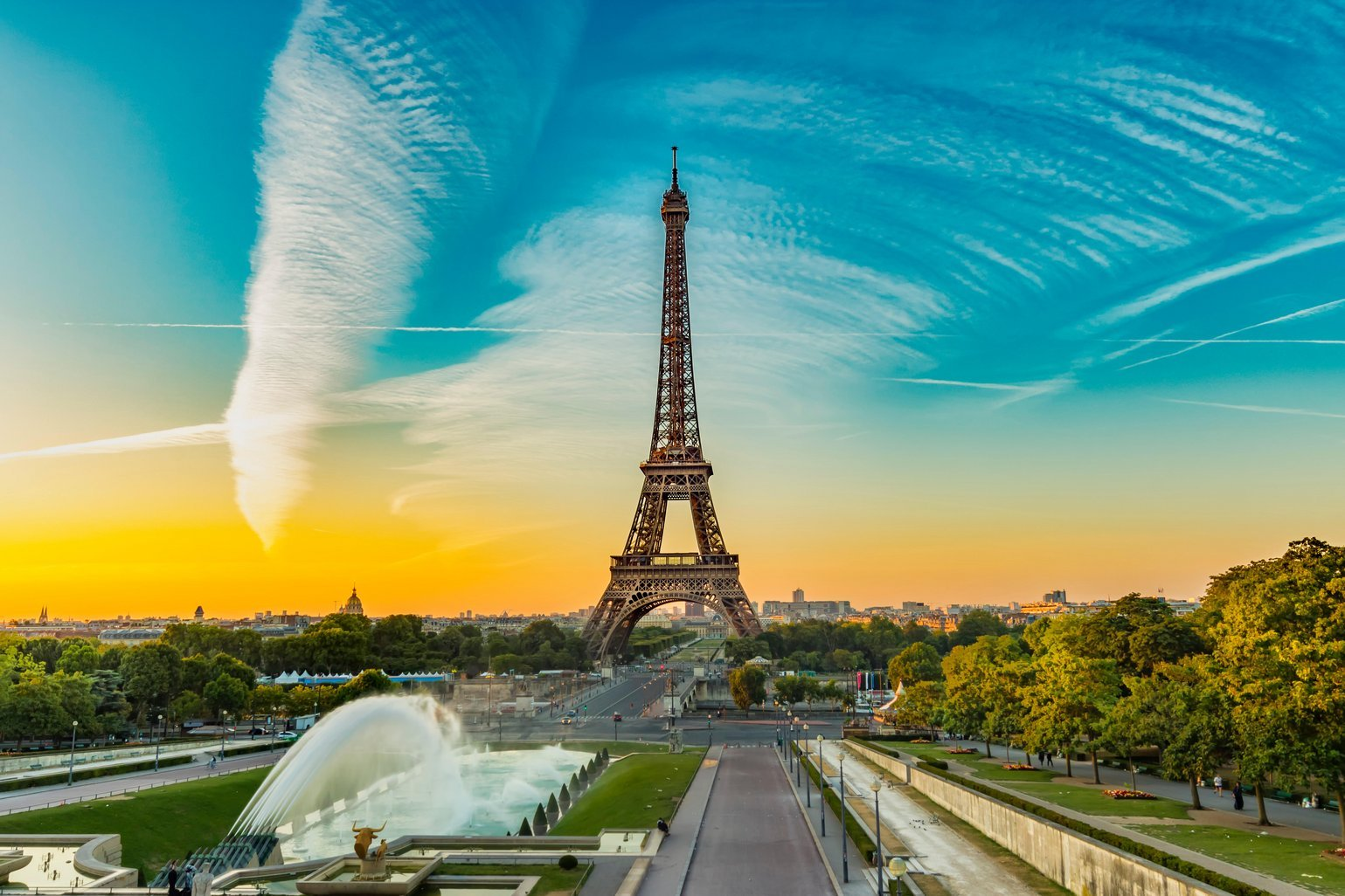 Trocadero Parigi