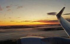 I panorami più belli visti dall'aereo