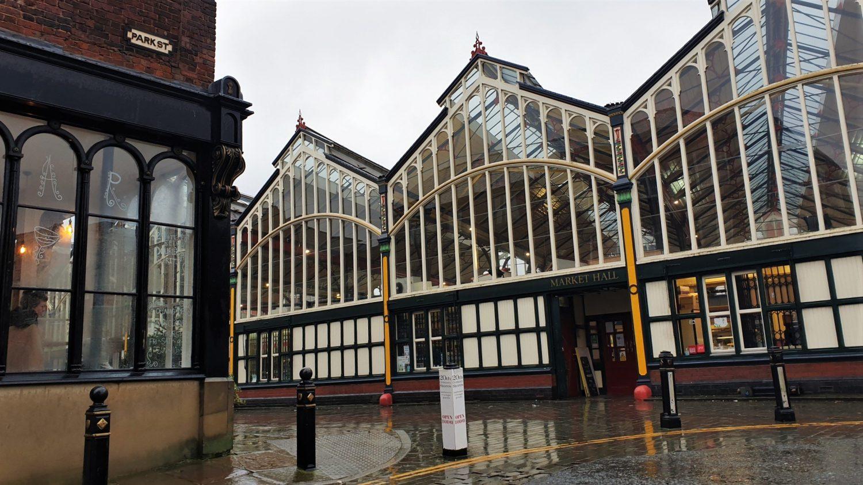Il mercato di Stockport
