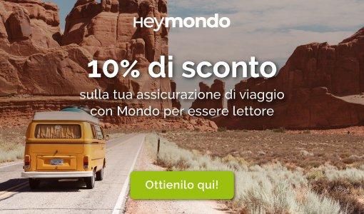 Sconto Assicurazione Heymondo