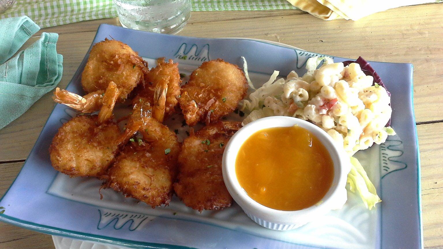 cibo dei caraibi