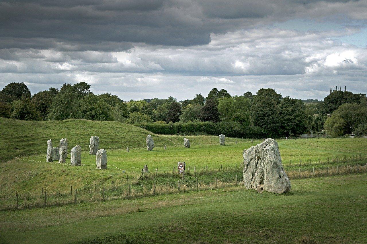 Luoghi magici in Inghilterra Avebury