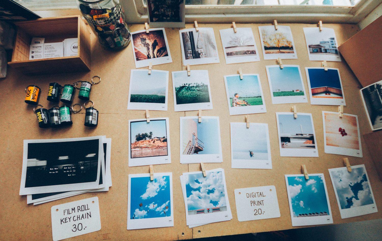 Stampare foto di viaggio
