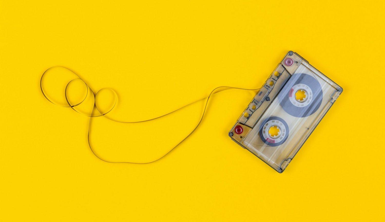 Le cassette musicali