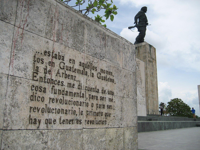 Mausoleo del Che Cuba