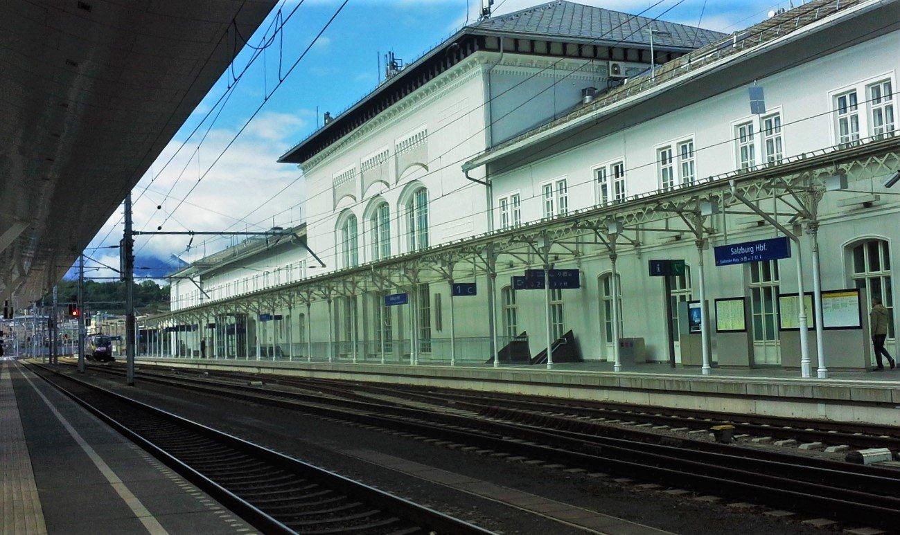 Come arrivare a Salisburgo
